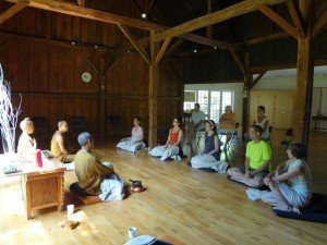 Meditation & Dhamma Talk @ Redding Center for Meditation | Redding | Connecticut | United States